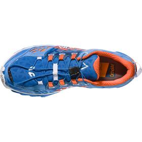 La Sportiva Helios 2.0 Zapatillas running Mujer, marine blue/lily orange